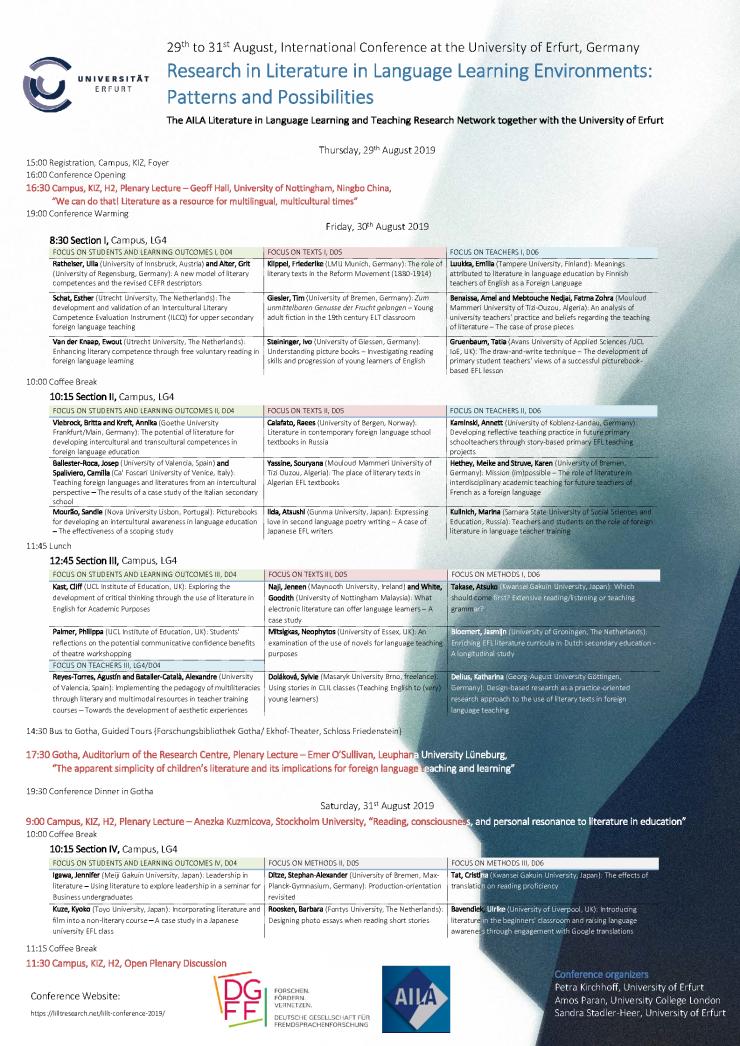 Program_LiLLT Conference